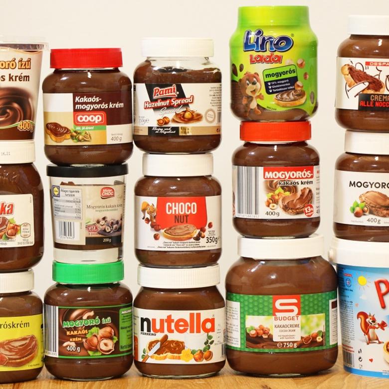 Mogyorós-csokis krémek tesztje: meglepetés a dobogón!
