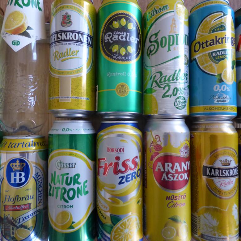 Nagy citromos sör teszt
