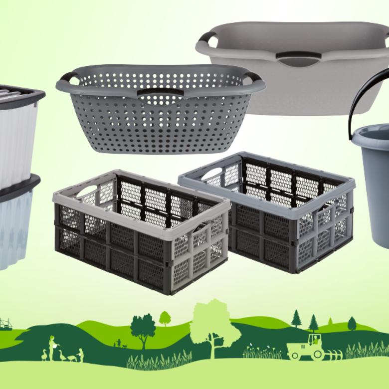 Újrahasznosított műanyag termékek a LIDL-ben!