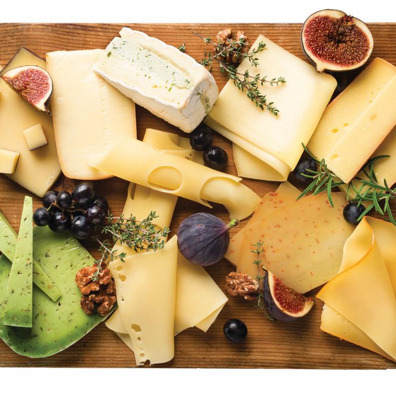 Különleges sajtok az ALDI-ban