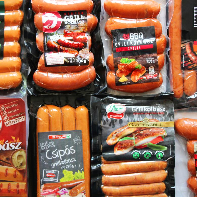 Nagy grillkolbász teszt: nincs meglepetés, a legtöbb hússal készült győzött!