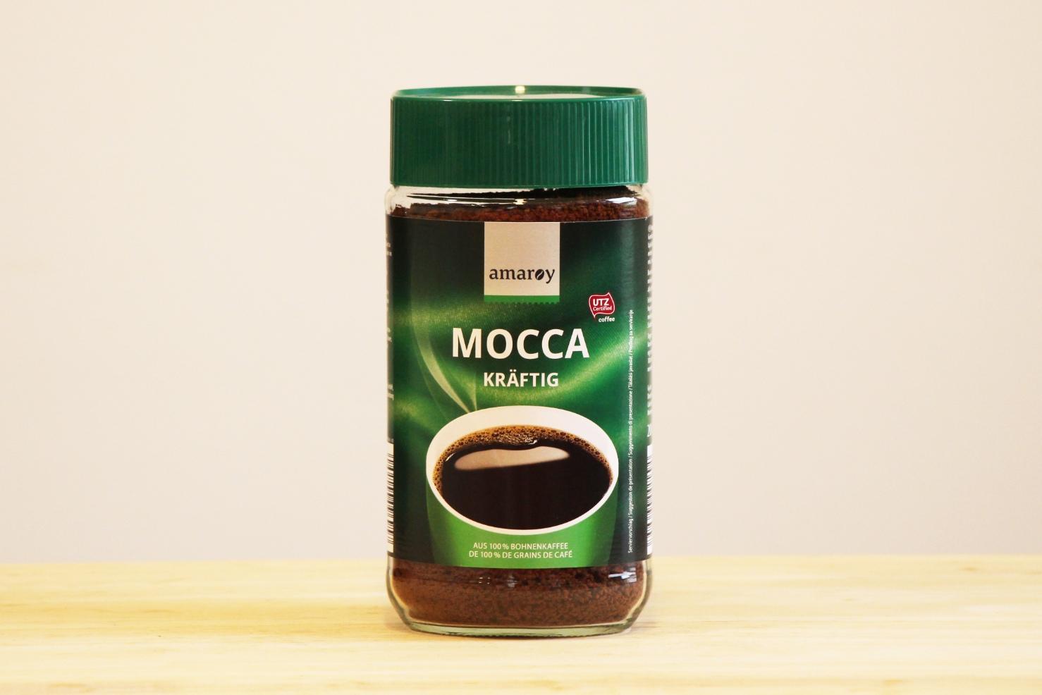 koffeinmentes instant kávé hatása