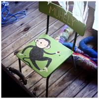 A Műhely Maki-széke