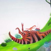 Raptor mese (részlet Várszegi Adél meséjéből)