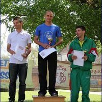 A kánikula keresztülhúzta a számításomat - sárvári negyedik helyet ért a 113,9 km