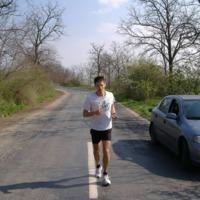 9:03:33 alatt futottam le 100 km-t Kisbéren