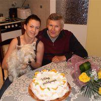 Szülinapi torta - de nem a Marcié :)