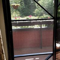 Szúnyoghálós ajtó