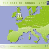 The Road to London!
