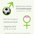 Focistafeleségek - a közös sportdélutánok programja