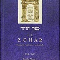 TOP Zohar XVIII (Spanish Edition). offering Download Bulldogs totes procesos negocios Titulo External