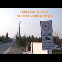 ÉLETVESZÉLYES A PAZSAKI UTCA! + VIDEÓ