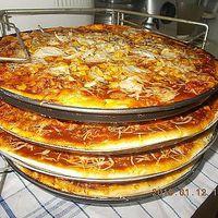 Pizza-géppel...