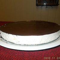 Túró rudi torta....