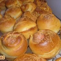 Virslis muffin....
