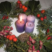 Mindenkinek kellemes advent elsővasárnapot kívánok!
