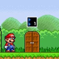 Super Mario - mászkálós máriós játék