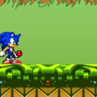 Sonic a kertben