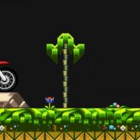 Sonic motoros játék