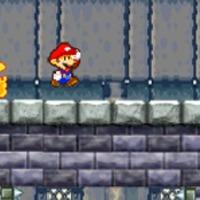 Márió a toronyban - mászkálós játék