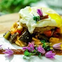 A reggelik királynője vacsorára - Eggs Benedict az Őrség kincseiből
