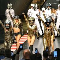 Divat és csillogás a Fashion Streeten