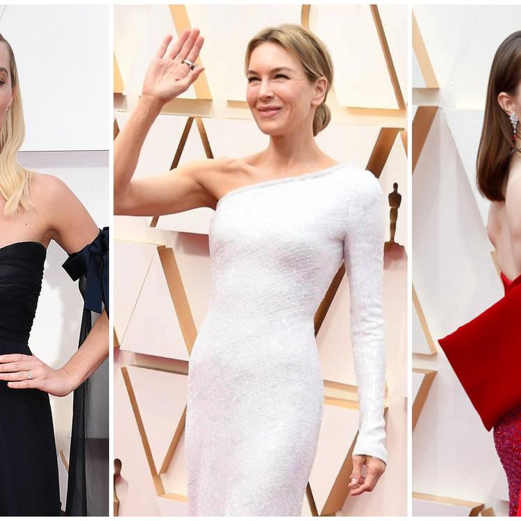 Szexi vagy nem? Az Oscar-gála elképesztő ruhái