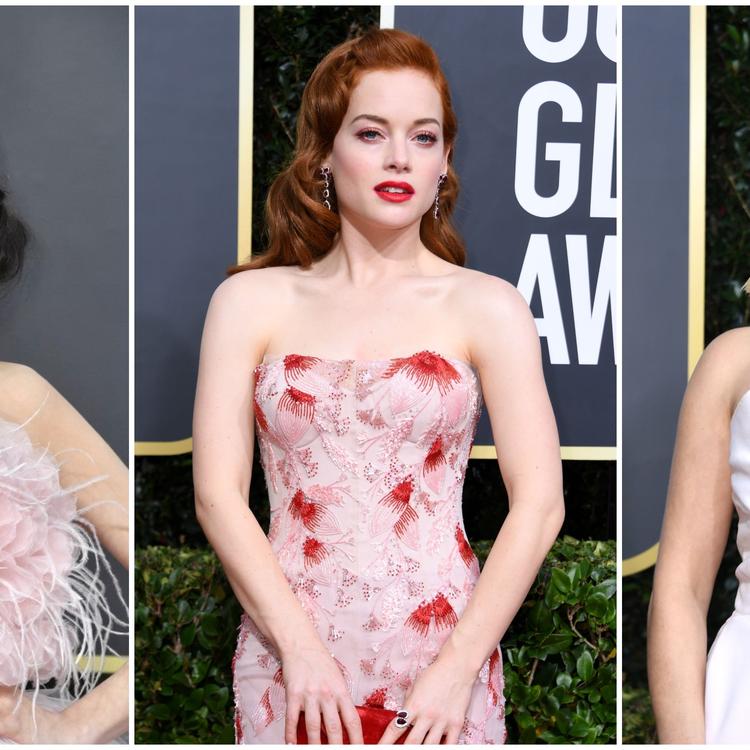 Menő vagy ciki? Szédítő ruhák és nagy tévedések a Golden Globe-on