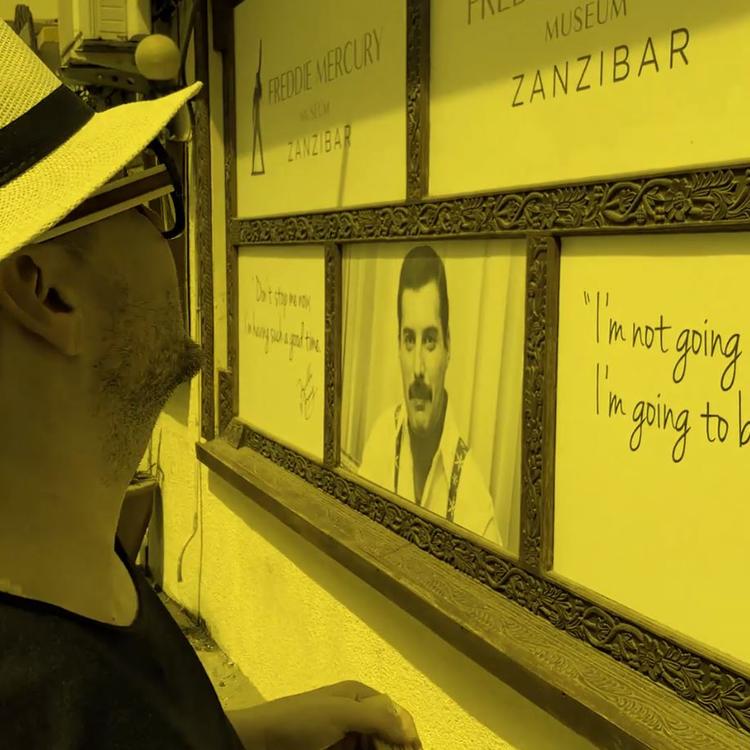 Turistáskodás Zanzibáron - végre eljutunk Freddie Mercury házához!