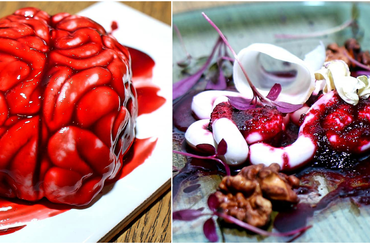 Véres agyvelő és vérfagyasztó sikolyok vacsorára