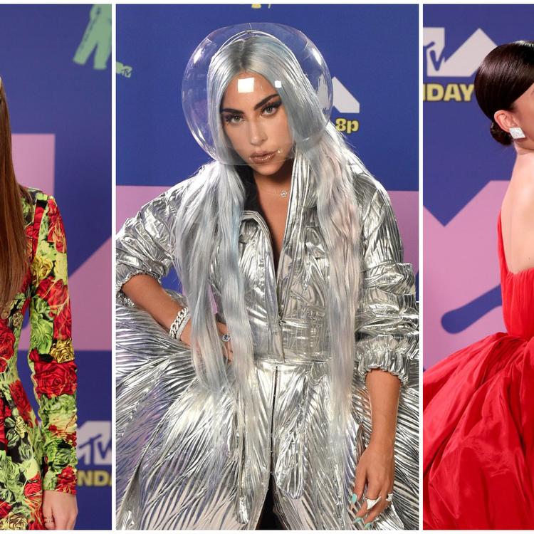 Vörös szőnyeg mustra - Az MTV VMA díjátadó legjei