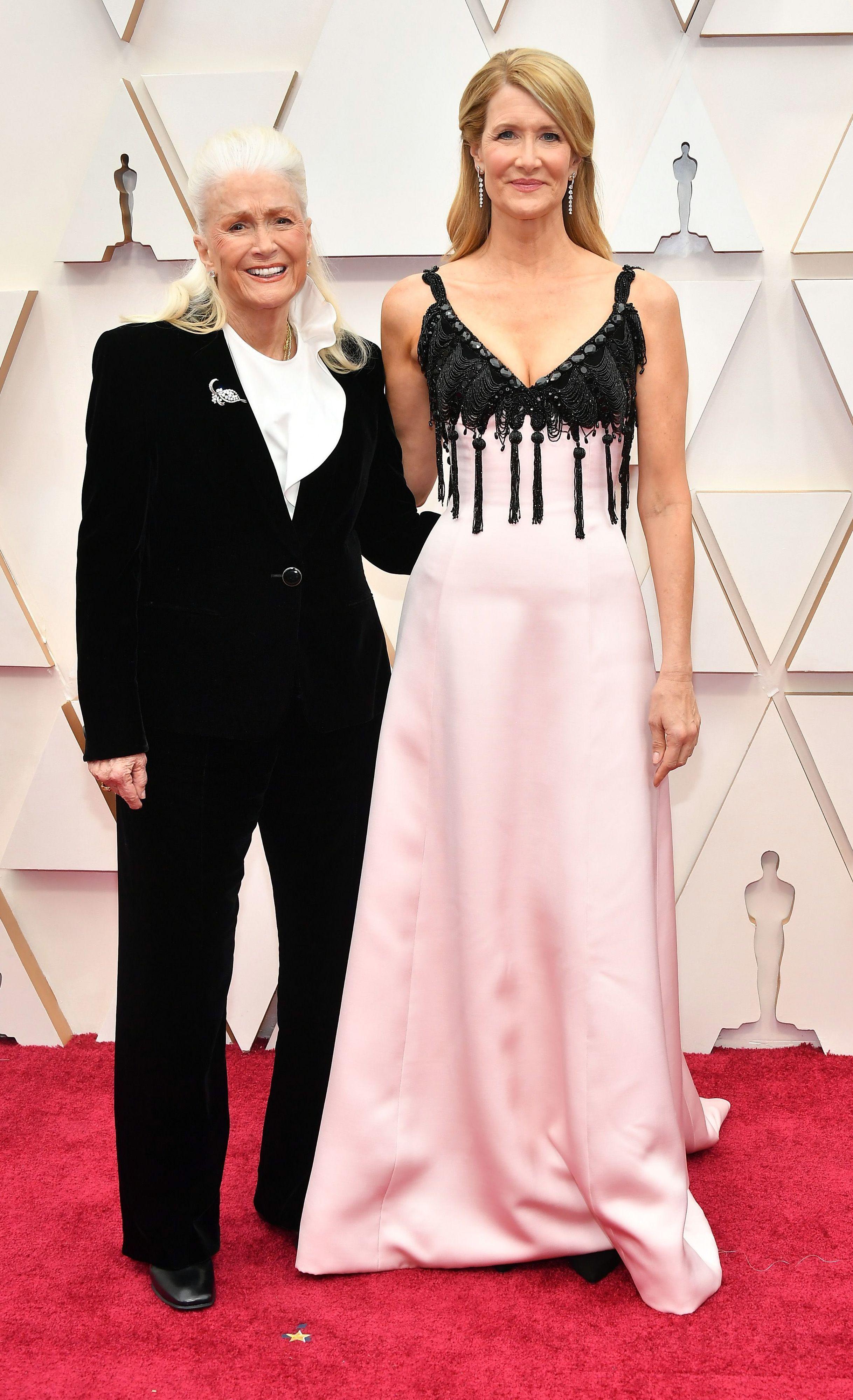 Az idősen is vagány Diane Ladd és a lánya, Laura Dern - színésznők mindketten