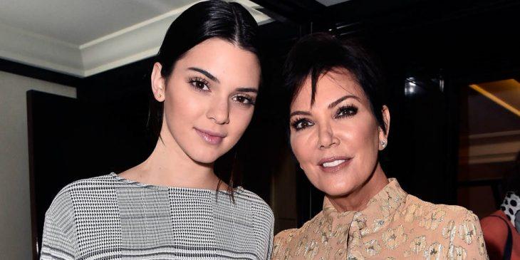 Kris Jennerre melyik lánya hasonlít jobban? A modell Kendall Jenner...