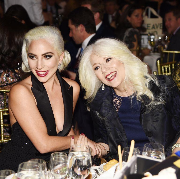 Lady Gaga és az anyukája, Cynthia Germanotta