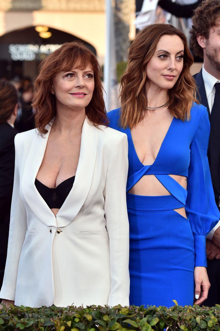 Susan Sarandon és a lánya, Eva Amurri