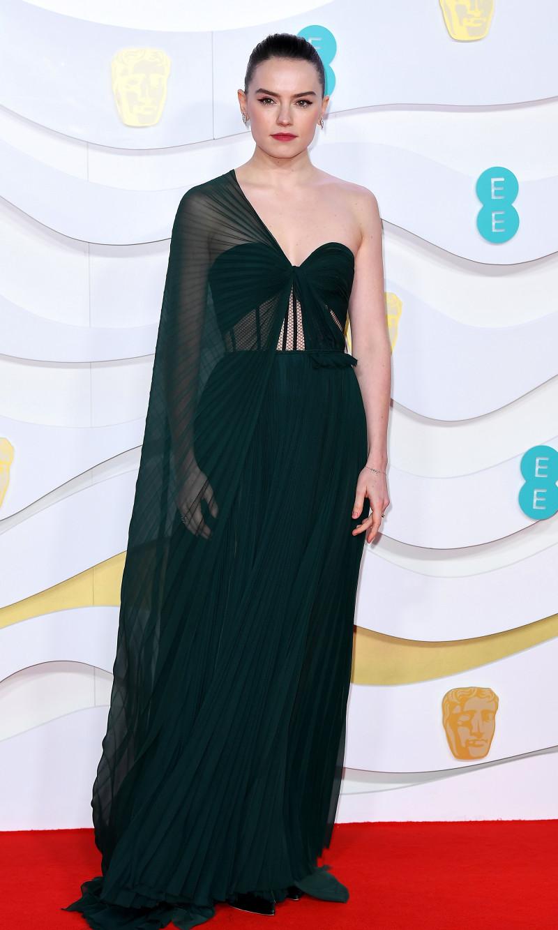Daisy Ridley - Oscar de le Renta
