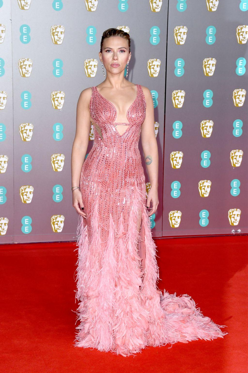 Scarlett Johansson - Versace