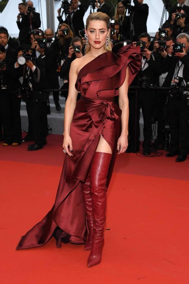 Amber Heard - Elie Saab