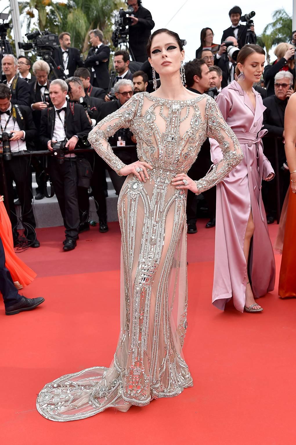 Coco Rocha - Elie Saab Haute Couture