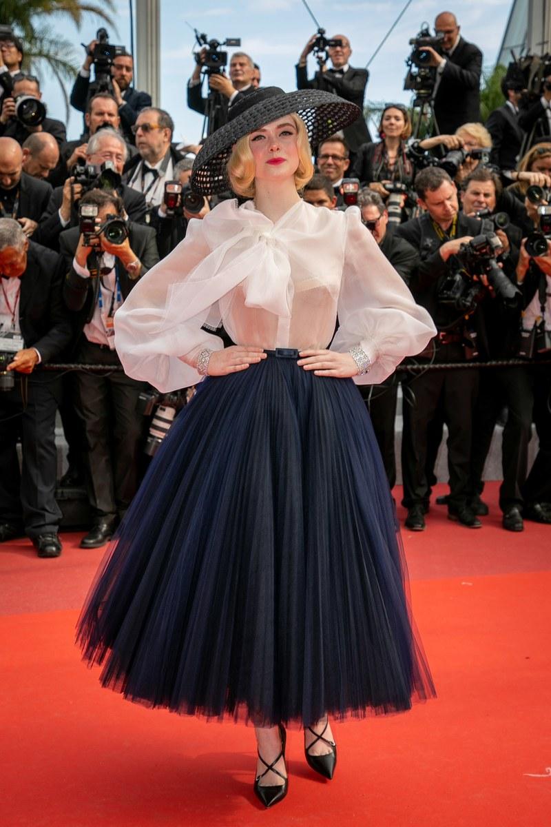 Elle Fanning - Dior Haute Couture