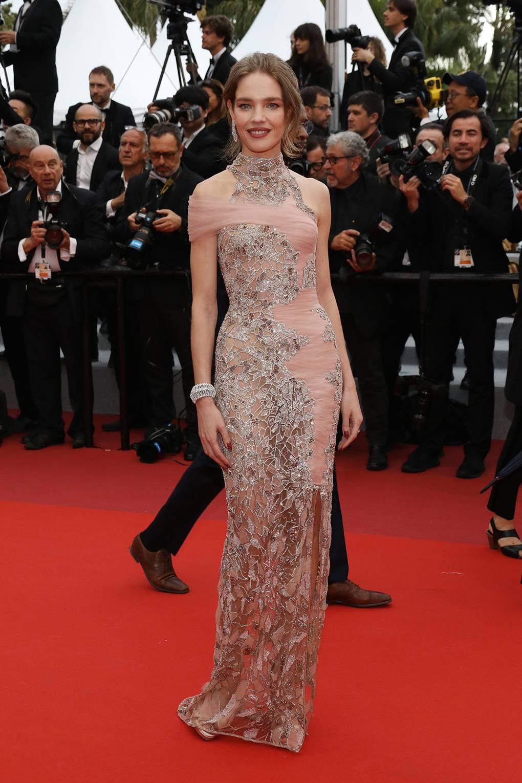 Natalia Vodianova - Atelier Versace