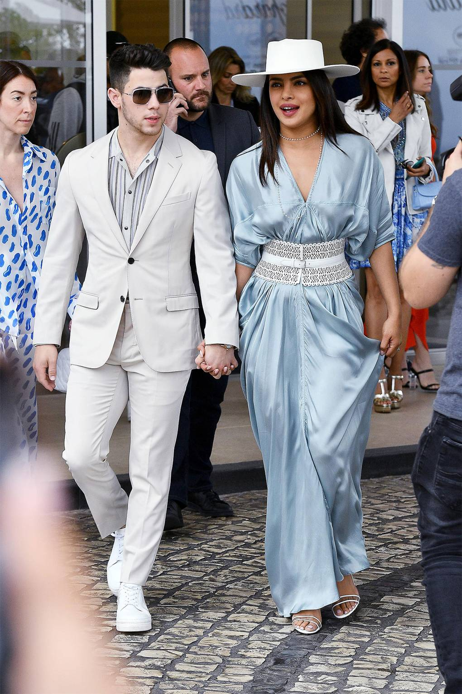 Nick Jonas és Priyanka Chopra