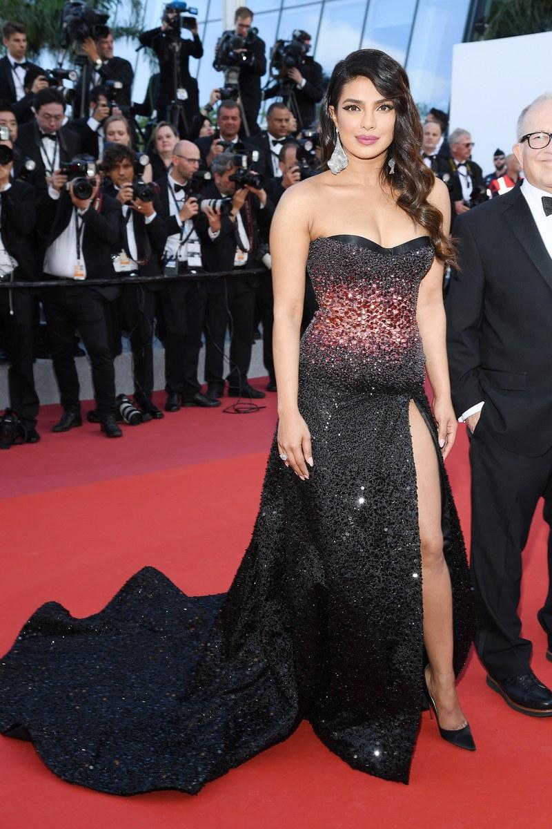 Priyanka Chopra - Roberto Cavalli Couture