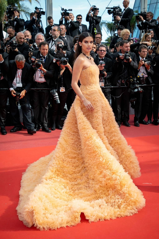Sara Sampaio - Georges Hobeika Haute Couture