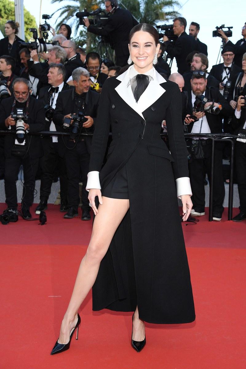 Shailene Woodley - Dior
