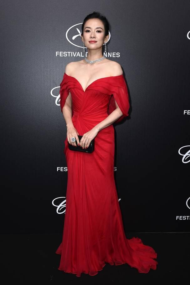 Zhang Ziyi - Givenchy