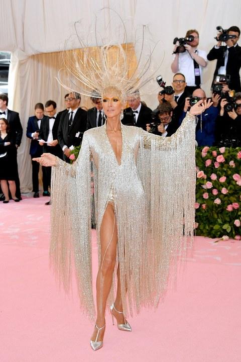 Celine Dion - Oscar de la Renta