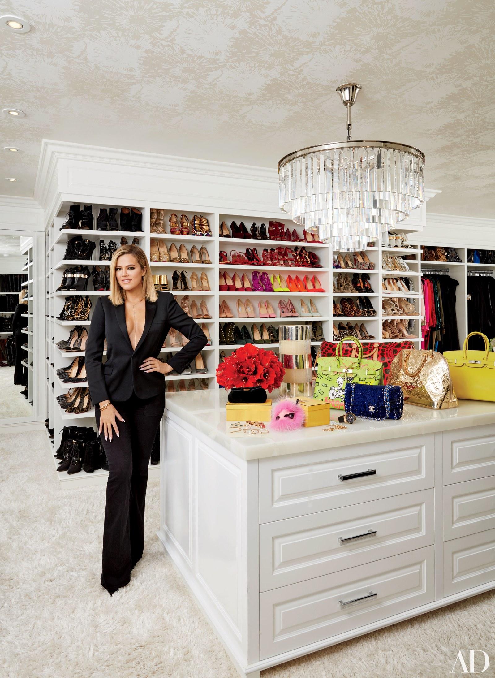 Khloe Kardashian otthona Kaliforniában - Fotó: Roger Davies