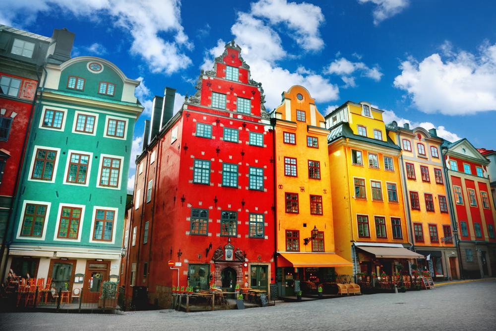 Gamla Stan, Stockholm, Svédország