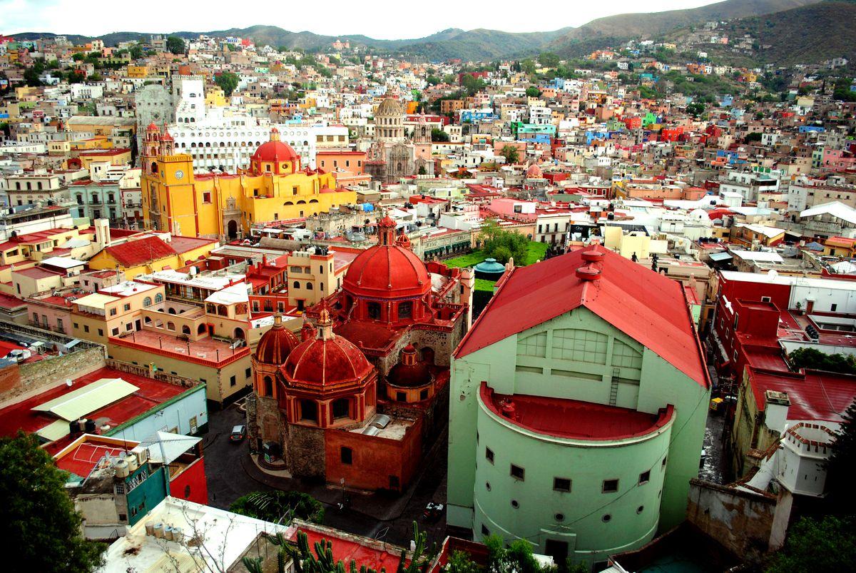 Guanajuato, Mexikó